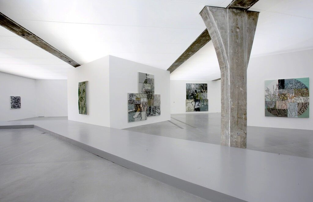 "Installation view of ""Li Songsong: BEIHAI"" at Pace Beijing. Photo courtesy of the gallery."