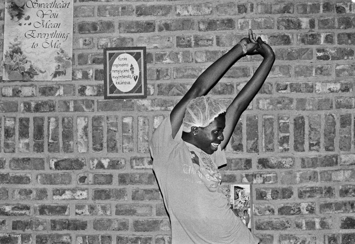 Sabelo Mlangeni, Oupa 'Konke enginakho nengiyikho kuyintando KaJehova', 2009. © SabeloMlangeni, courtesy of the artist and Stevenson Cape Town.