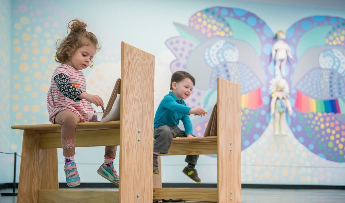 Photo by Michael Palma Mir/Sugar Hill Children's Museum of Art & Storytelling