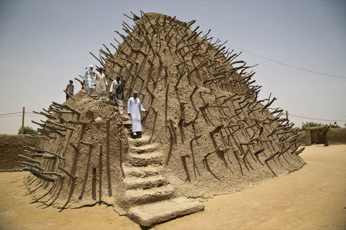 Tomb of Askia in Gao, Mali. Photo by Mission de l'ONU au Mali, via Flickr.