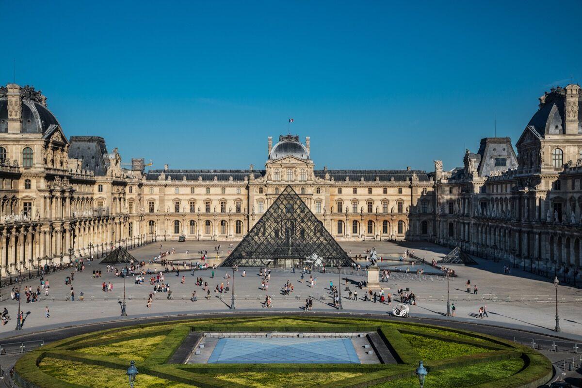 Courtesy of the Musée du Louvre.