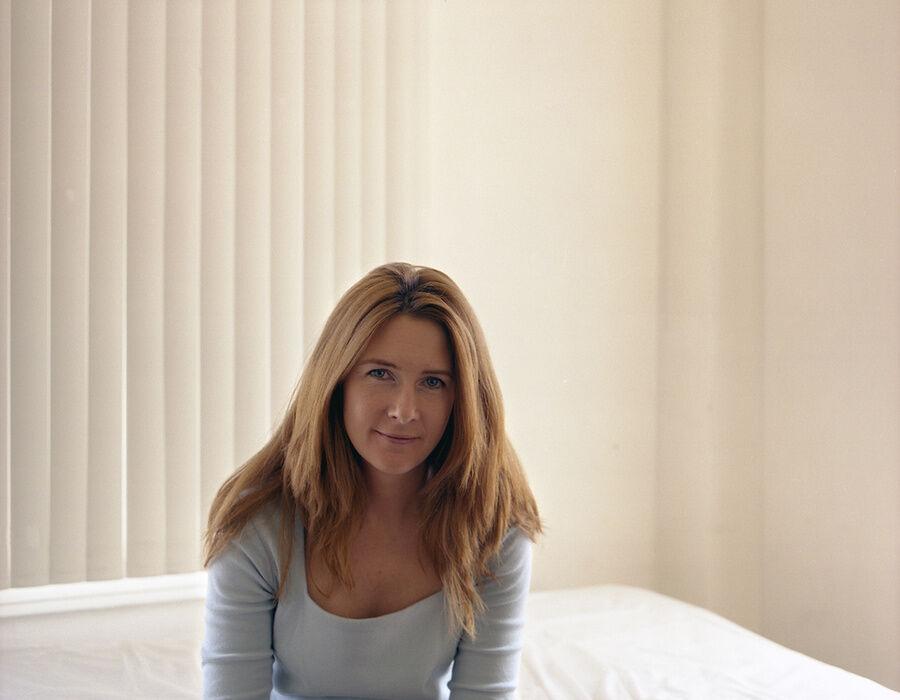 Portrait of Tabitha Soren by Todd Hido.