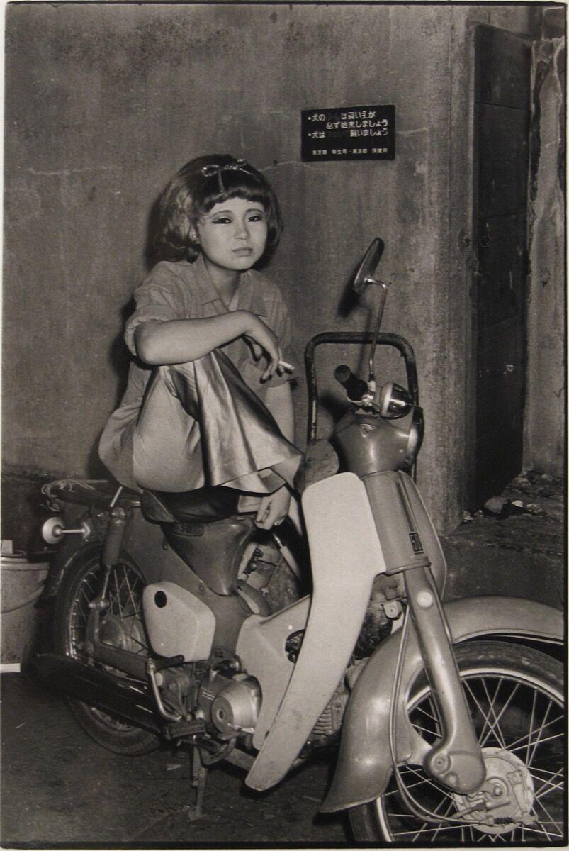 Katsumi Watanabe, Untitled,  Shinjuku, Tokyo, Japan, 1970. Courtesy of Andrew Roth and PPP Editions, New York.