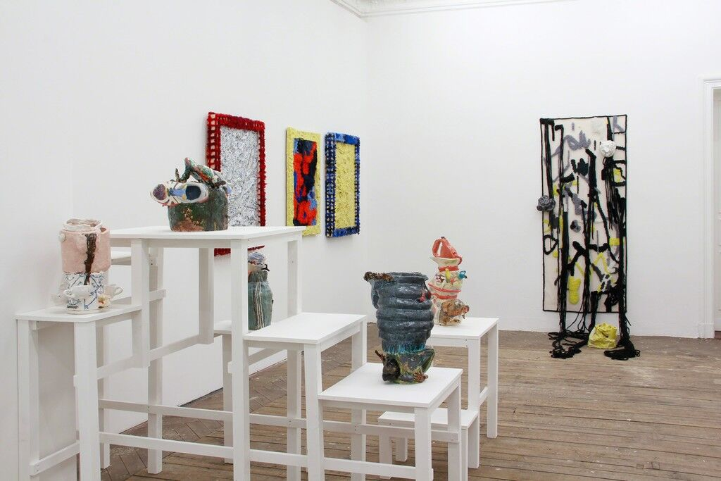 It's oh so cuteGroup exhibitionEIGEN + ART Lab
