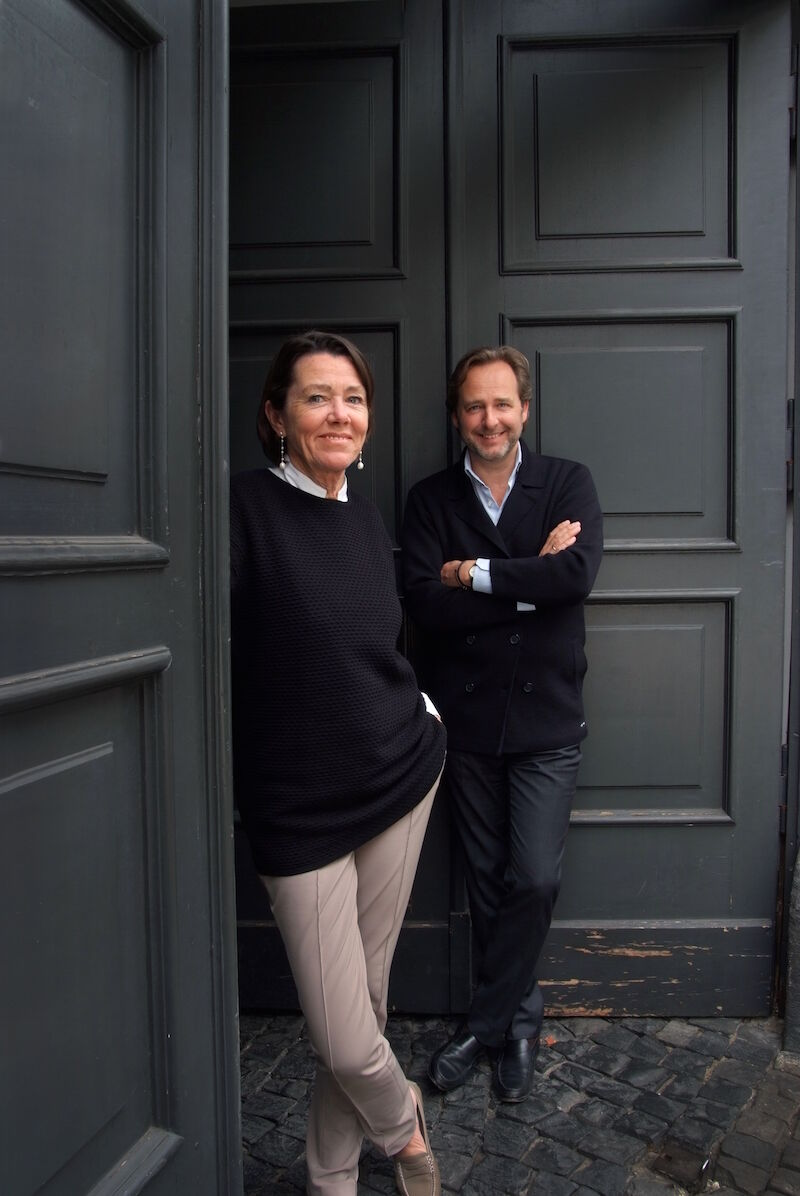 Dr. Ute Eggeling and Michael Beck, owners of Beck & Eggeling. Photo by Michael Dannenmann, courtesy of Beck & Eggeling.