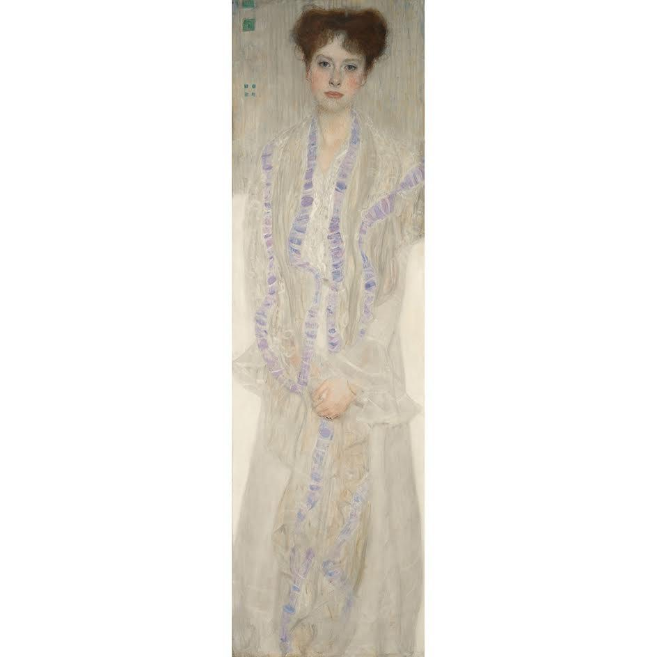 Gustav Klimt,Portrait of Gertrud Loew (1902).CourtesySotheby's London.