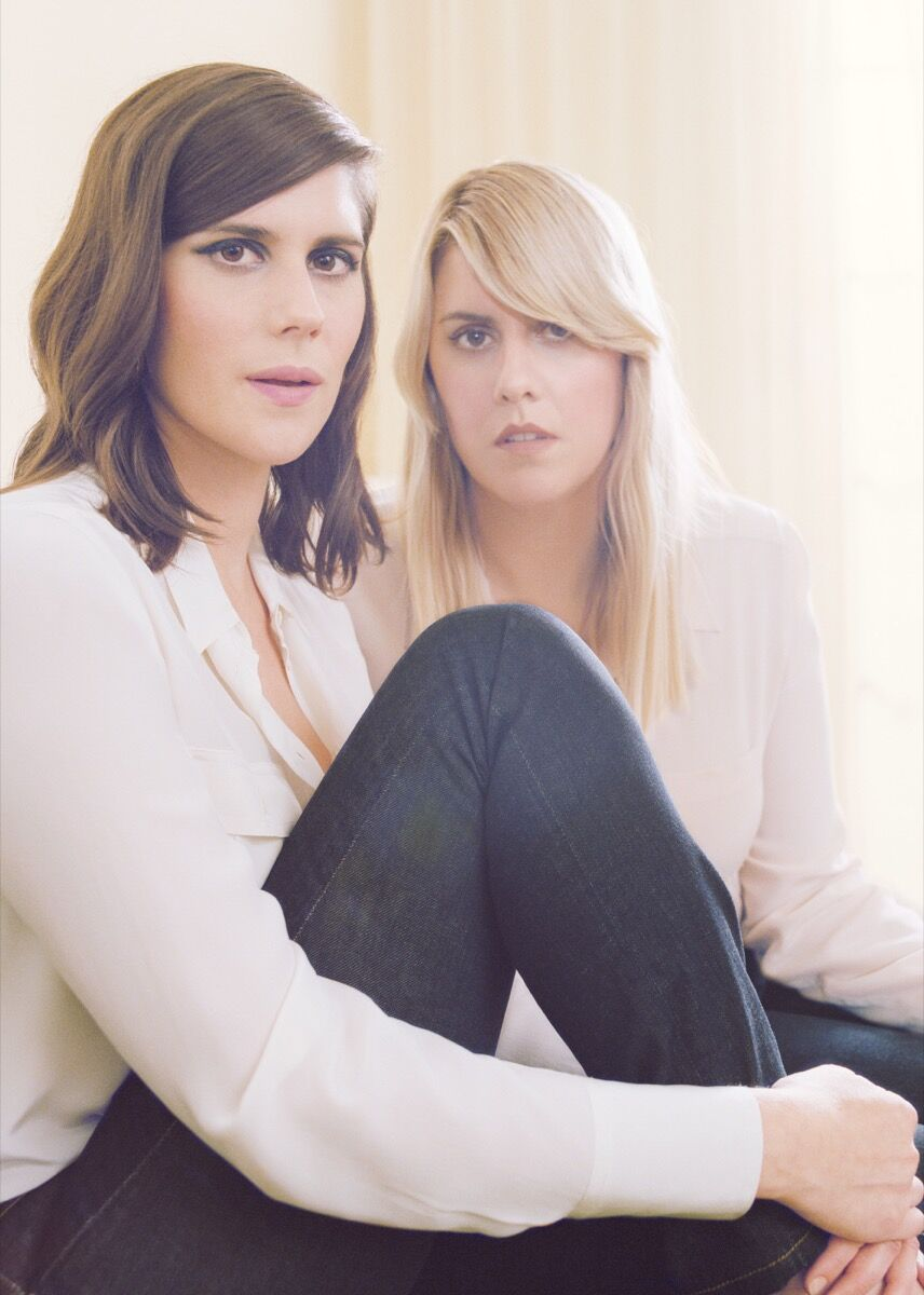 Laura Mulleavy and Kate Mulleavy of Rodarte. Courtesy of Rodarte.