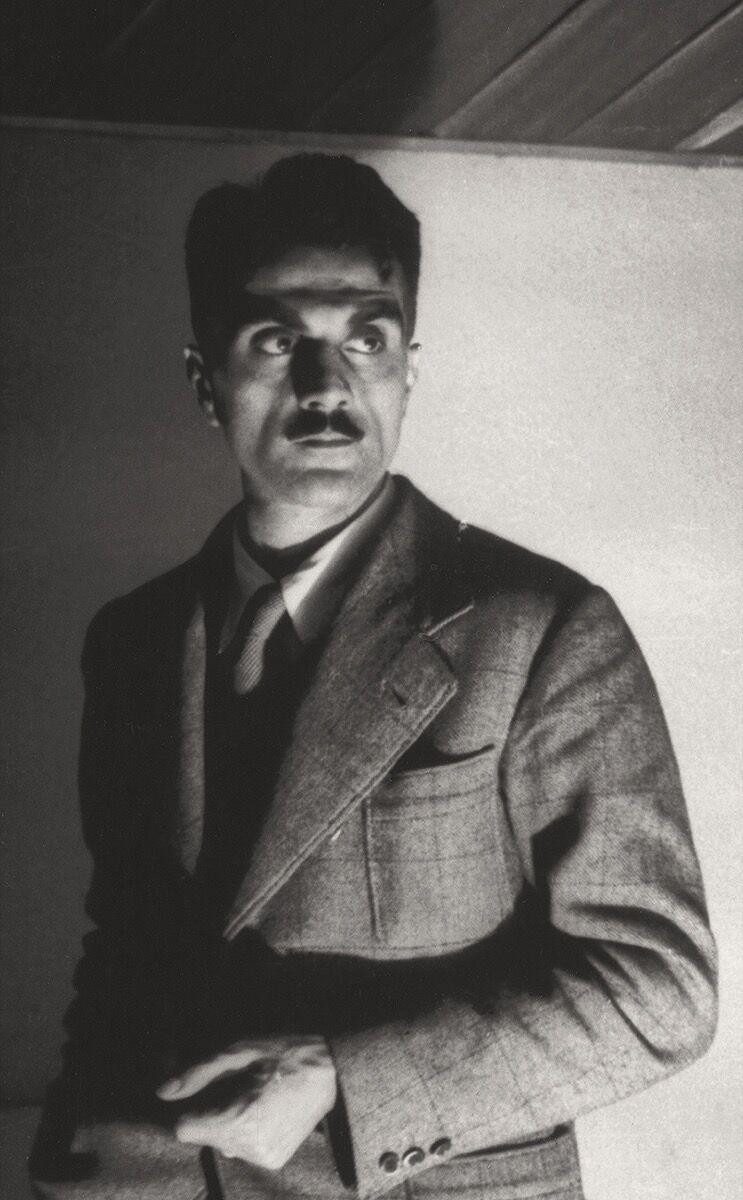 Carlo Mollino, circa 1937.Courtesy of Museo Casa Mollino.