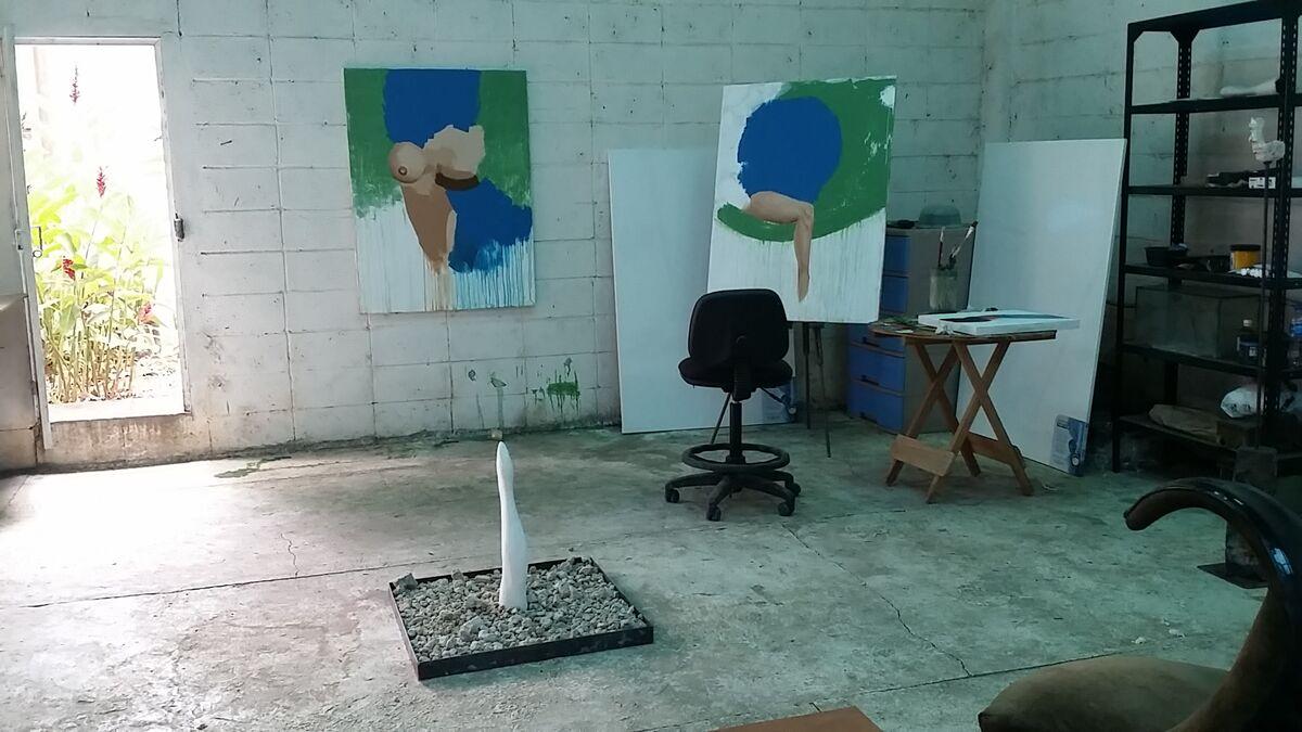 STUDIO VISIT (La Fabrika: Fantastic Four): Antonio Rivera
