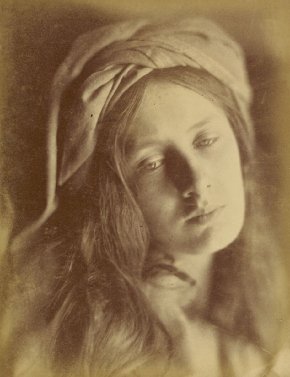 Julia Margaret Cameron, Beatrice, 1866. Courtesy of the Getty Museum.