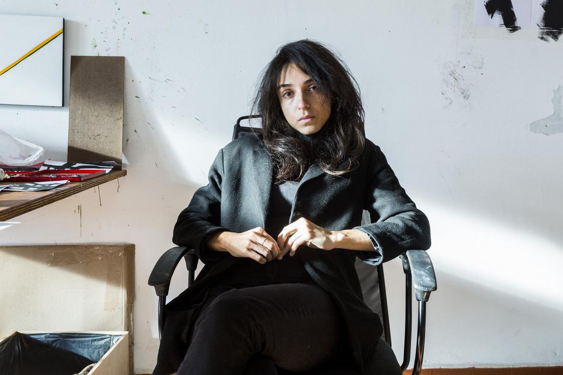 Portrait of Clara Ianniby Beto Riginik for Artsy.