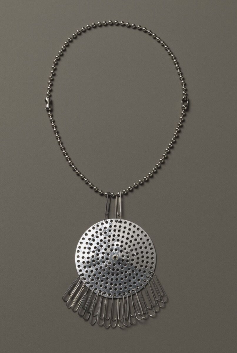 Anni Albers, Necklace, ca. 1940. © 2017 The Josef and Anni Albers Foundation / Artists Rights Society (ARS), New York. Courtesy of Guggenheim Museum Bilbao.
