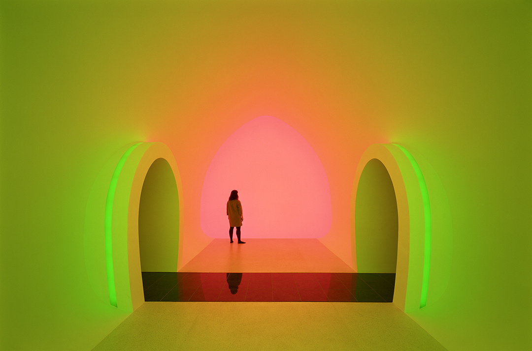 James Turrell, Skyspace: The Color Beneath, 2013. Photo by Ivar Kvaal, courtesy Ekebergparken