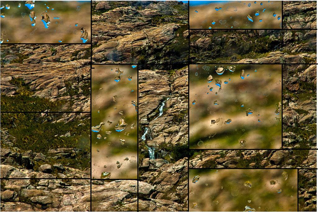 """Rommulo Vieira Conceição, da série """"entre o espaço que eu vejo e o que eu percebo, há o plano,"""" 2015-2016© Casa Triângulo. Courtesy of the artist and SP-Arte/Foto."""