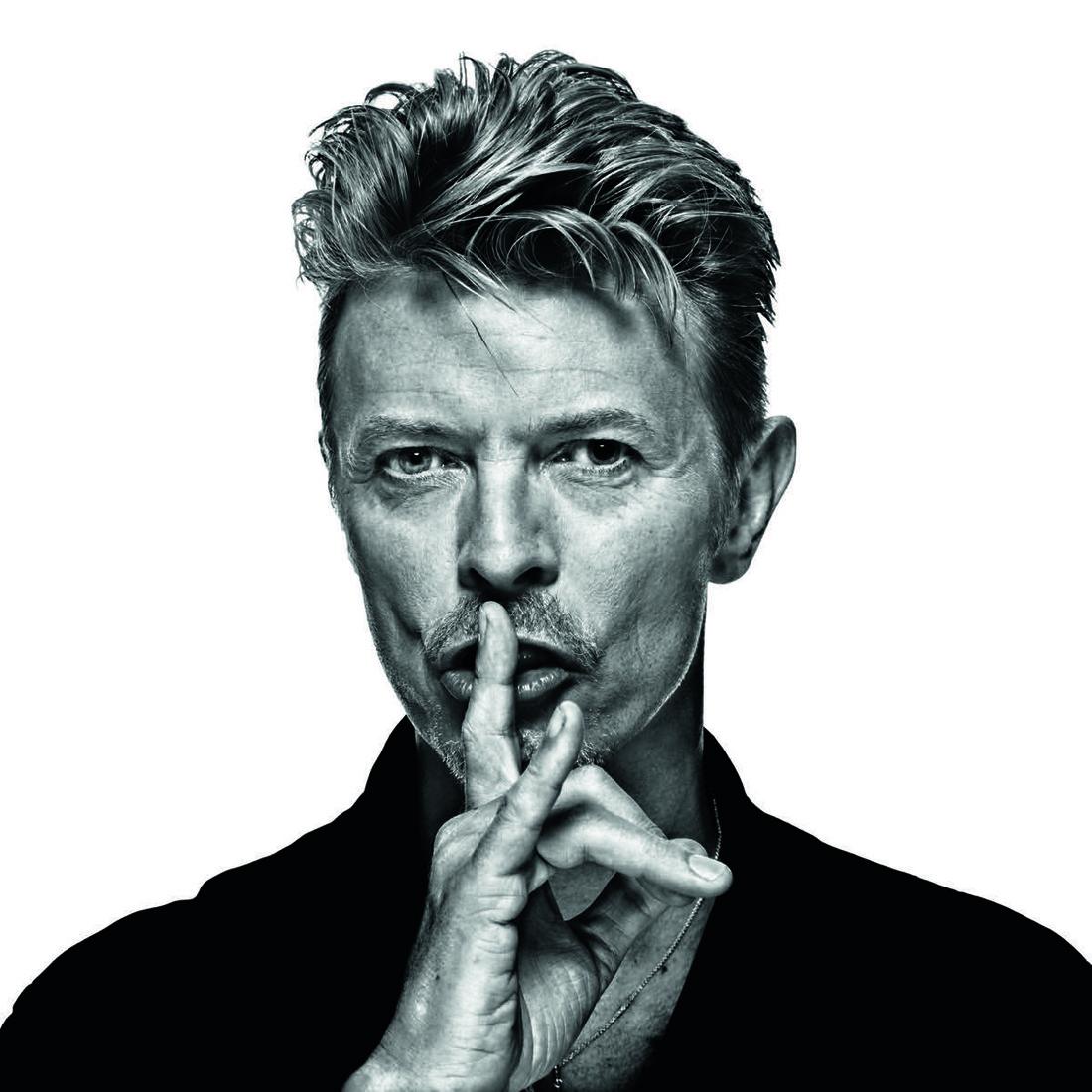 Portrait of David Bowie by Gavin Evans. © Gavin Evans, courtesy of Sotheby's.