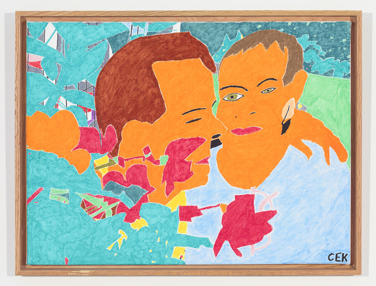 Christopher Knowles, Untitled, 2012. Courtesy of the artist and Gavin Brown's Enterprise, New York.