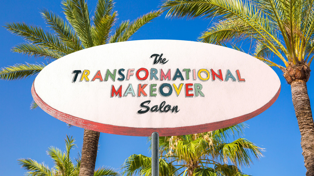 The Transformational Makeover Salon, 2016; Supported by Qapital