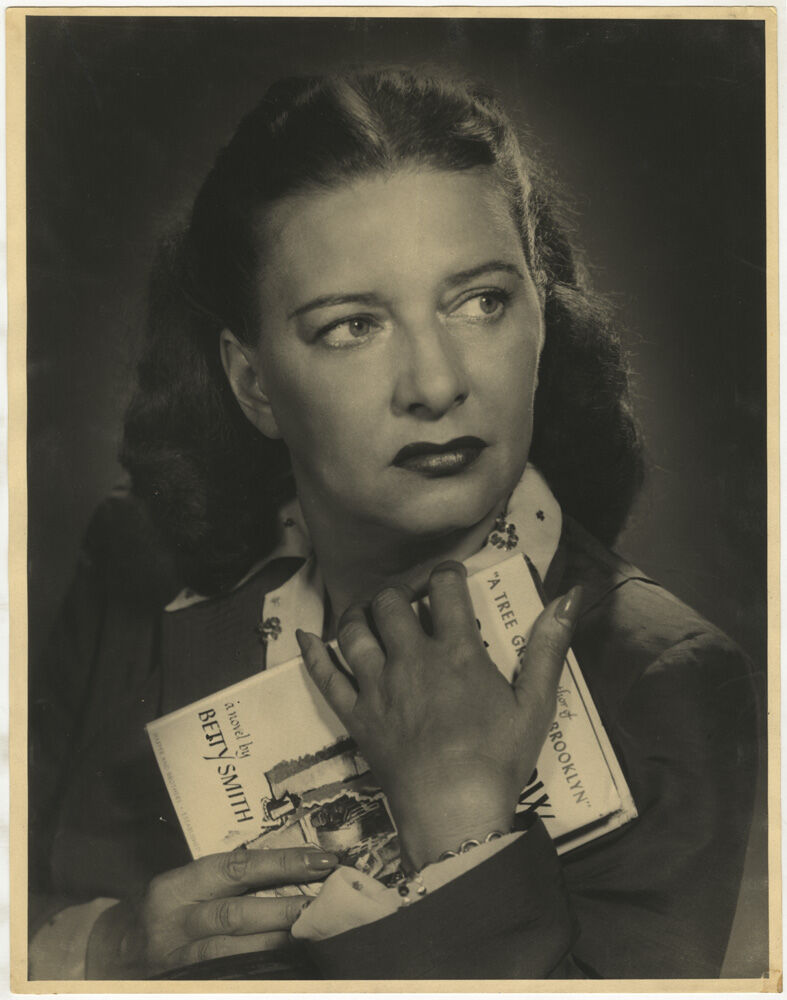 Editta Sherman, Betty Smith, ca.1949. Courtesy of the New York Historical Society Museum & Library.