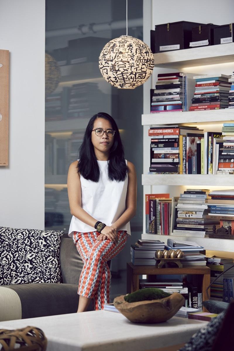 Portrait of Christina Li courtesy of Spring Workshop, Hong Kong.