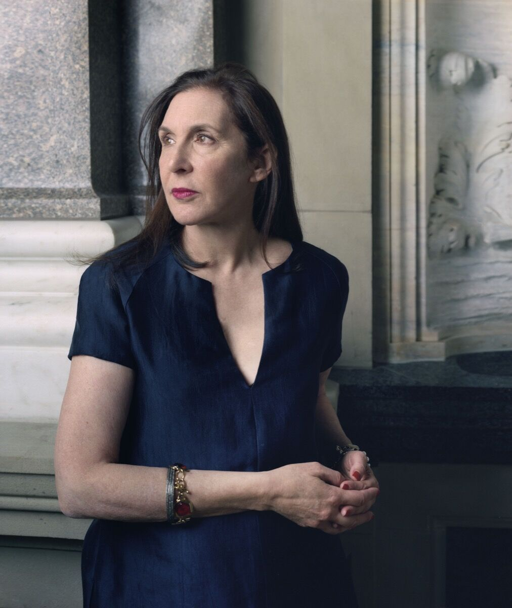 Portrait of Laurie Simmons. Photo courtesy of the artist.