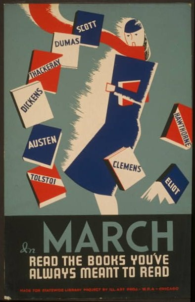 Poster created between 1936 and 1941. Image via Library of Congress on Flickr.