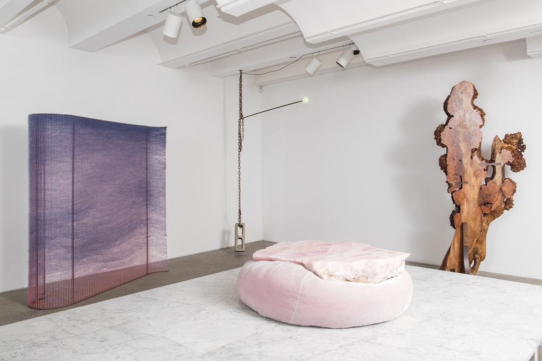 "Installation view of ""Room With Its Own Rules"" at CHAMBER. Photo by David Brandon Geeting. Courtesy of CHAMBER."