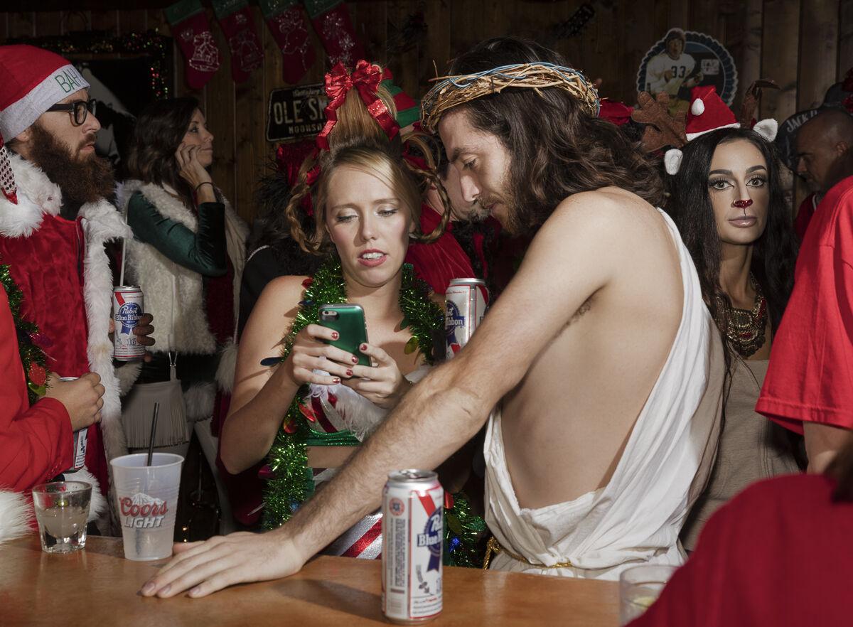 Jesse Rieser, Cindy Lou Who vs. Jesus, Scottsdale, AZ, 2015. Courtesy of the artist.