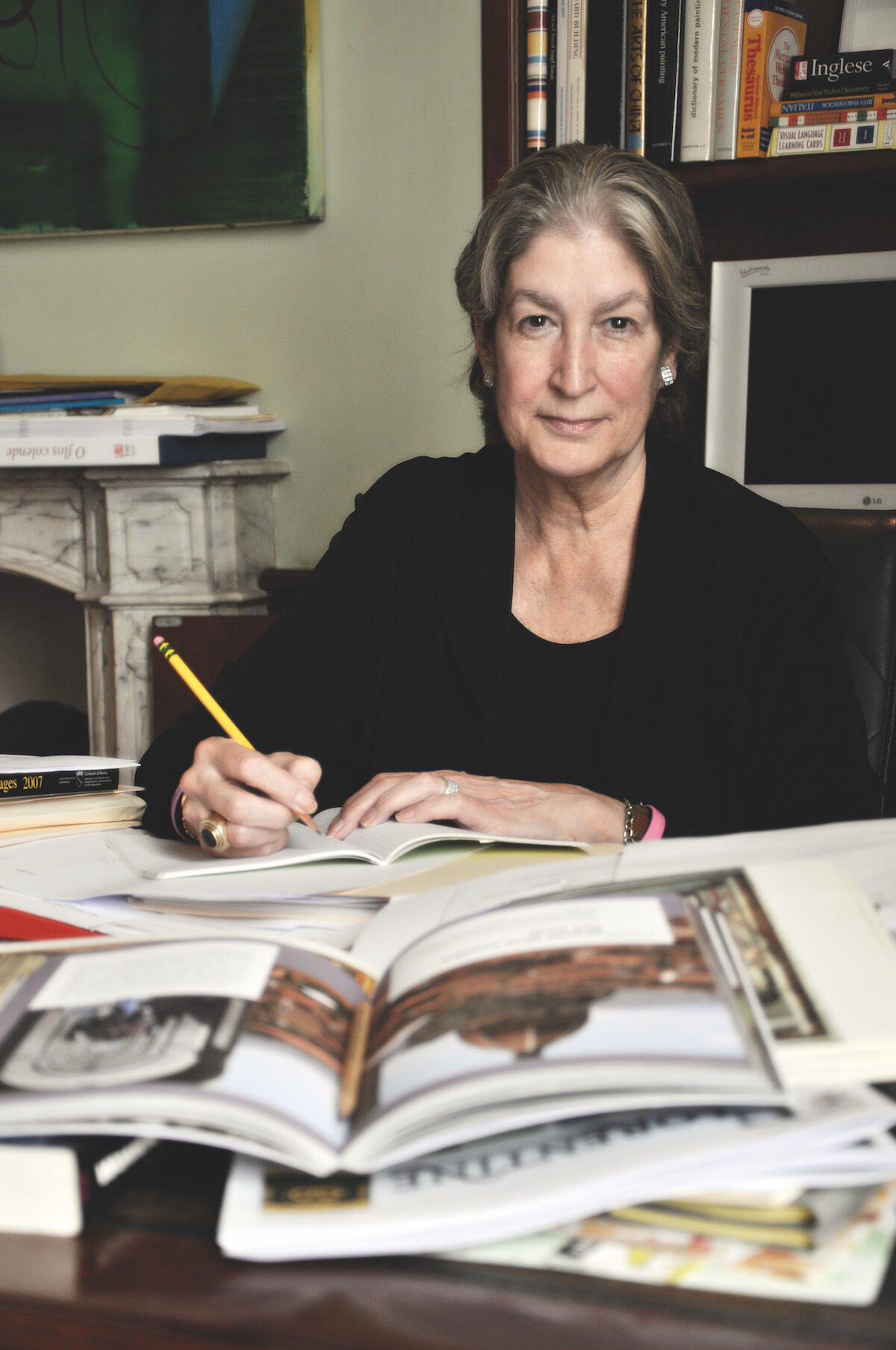 Jane Fortune. Photo courtesy the Advancing Women Artists Foundation