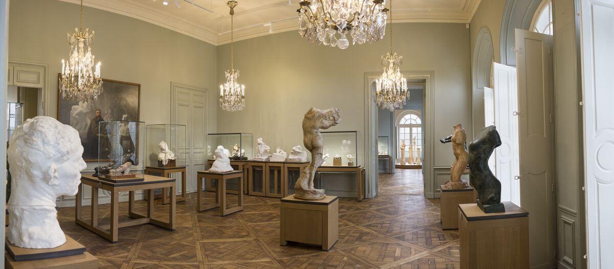 Musée Rodin, 2015. Photo © agence photographique musée Rodin, J. Manoukian. Courtesy ofMusée Rodin.