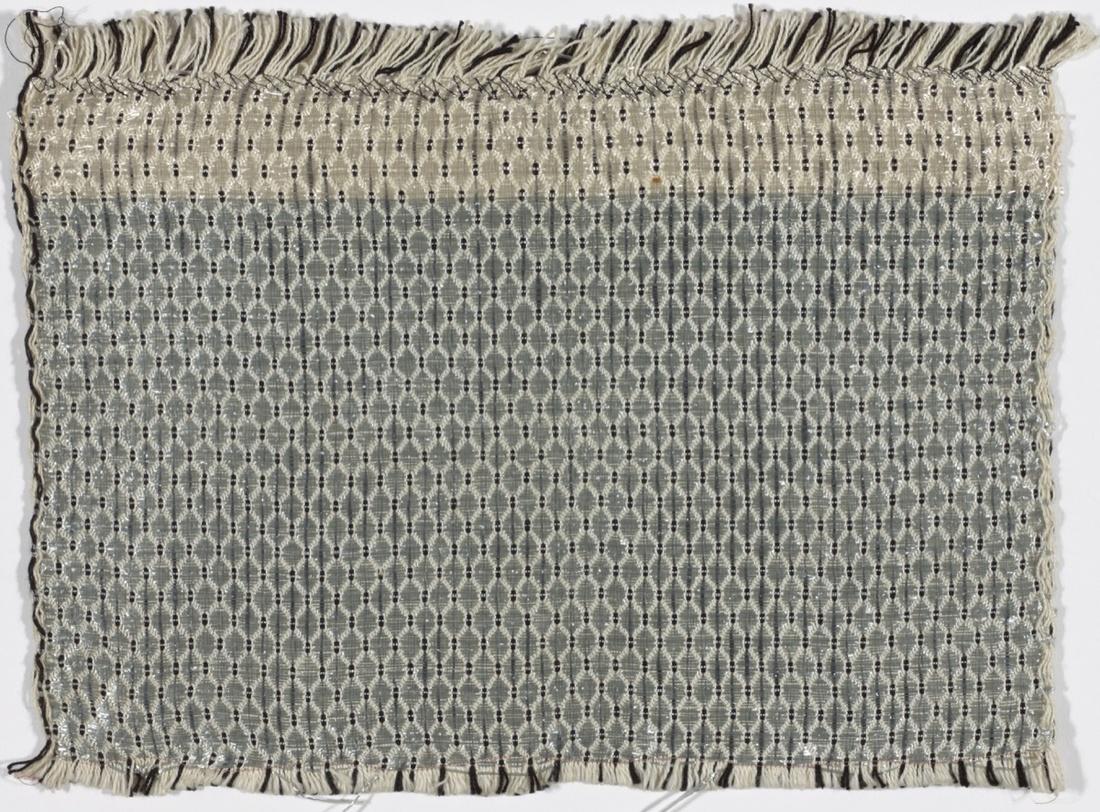 Gunta Stölzl, Textile Sample for Curtain, c. 1927. © 2017 Artists Rights Society (ARS), New York / VG Bild-Kunst, Bonn. Courtesy of The Museum of Modern Art, NY.