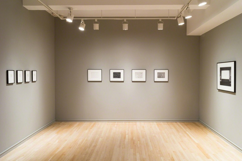 "Installation view of ""Callahan, Dawid, Sugimoto"" at Pace/MacGill Gallery, New York. Courtesy of Pace/MacGill Gallery."