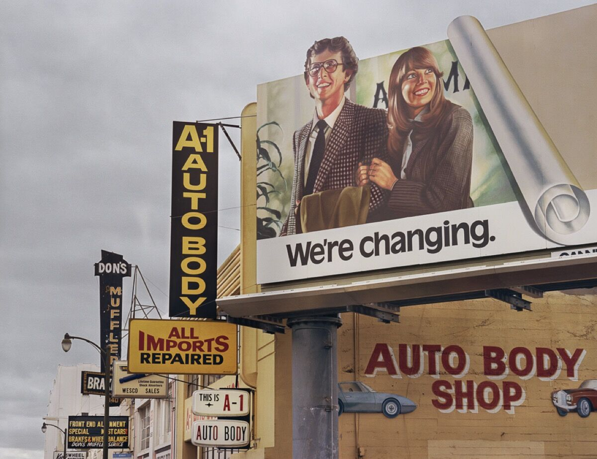 Janet Delaney, 10th at Folsom Street, 1982. Courtesy of ClampArt. San Francisco over three decades later is a very different place, with apartments under $3,500 a rarity.