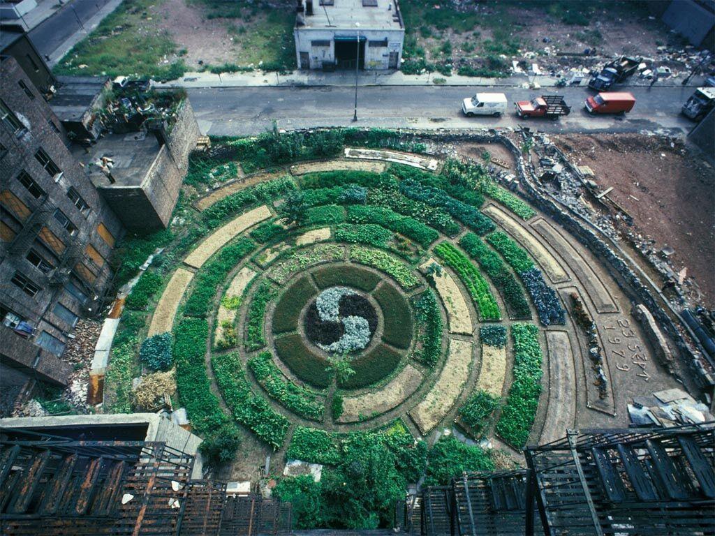 Adam Purple's Garden of Eden in New York. Photo copyright Harvey Wang.