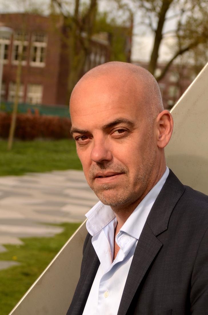 Portrait of Fons Hof courtesy of Art Rotterdam.