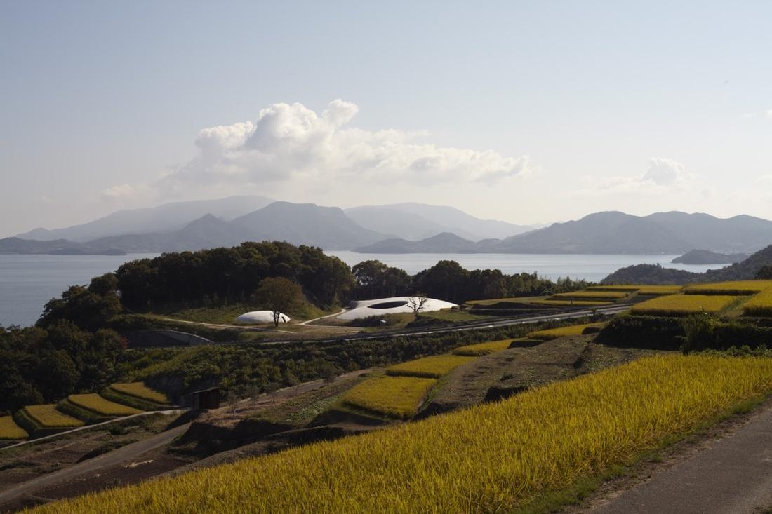 Photo by Noboru Morikawa, courtesy of Teshima Art Museum.
