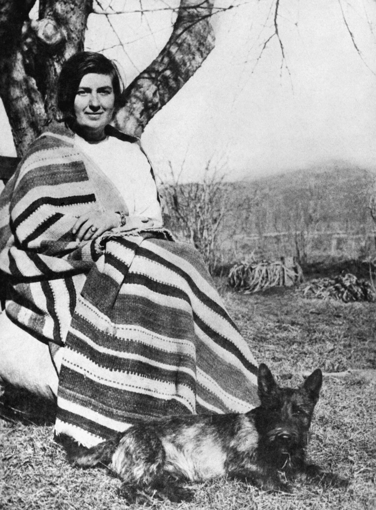 Portrait of Mabel Dodge Luhan (undated). Courtesy of Bettmann/Contributor via Getty.