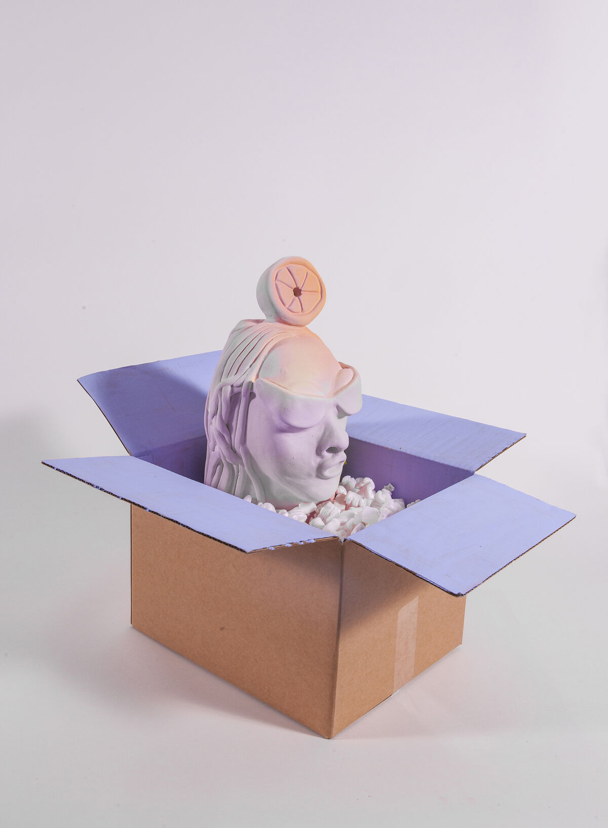 Cristina Tufiño. Courtesy of the artist and Galeria Agustina Ferreyra.
