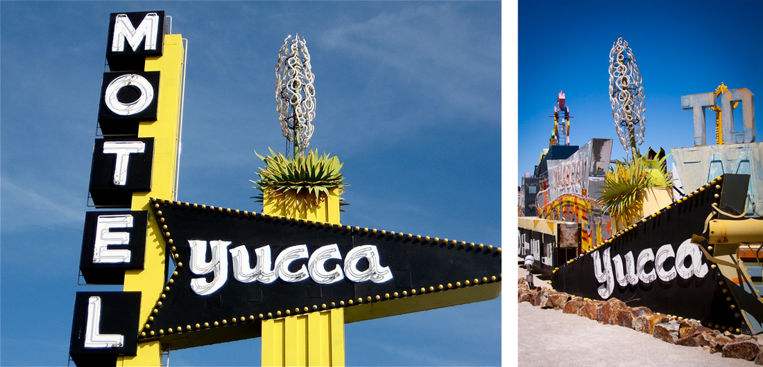 Photos courtesy of the Neon Museum, Las Vegas.