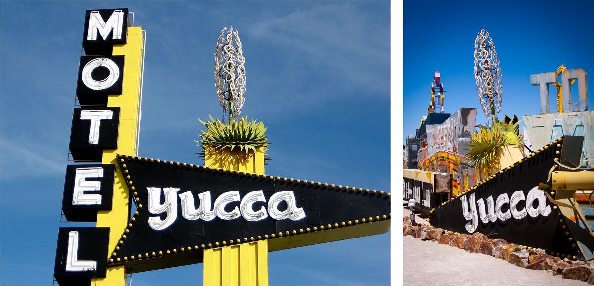 Photos courtesy of the Neon Museum, Las Vegas.