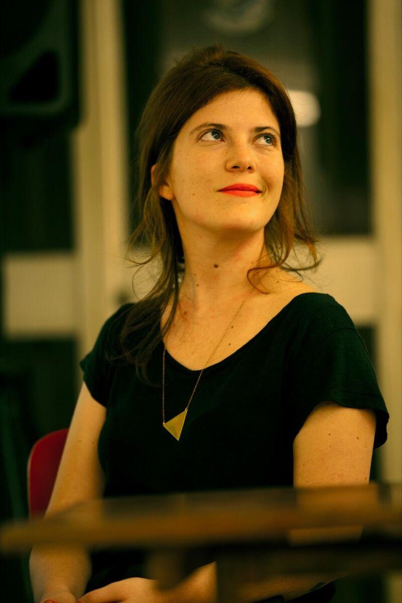 Portrait of Fernanda Brenner. Courtesy of Fernanda Brenner.