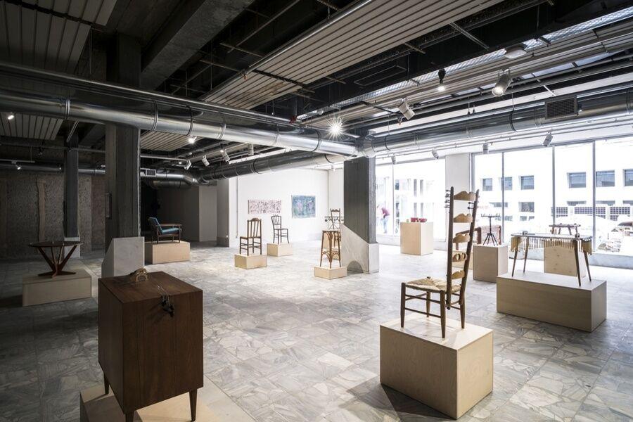 Nevin Alada, Music Room. © Mathias Voelzke. Courtesy of documenta.