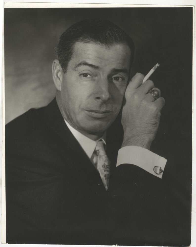 Editta Sherman, Joe DiMaggio, undated. Courtesy of the New York Historical Society Museum & Library.