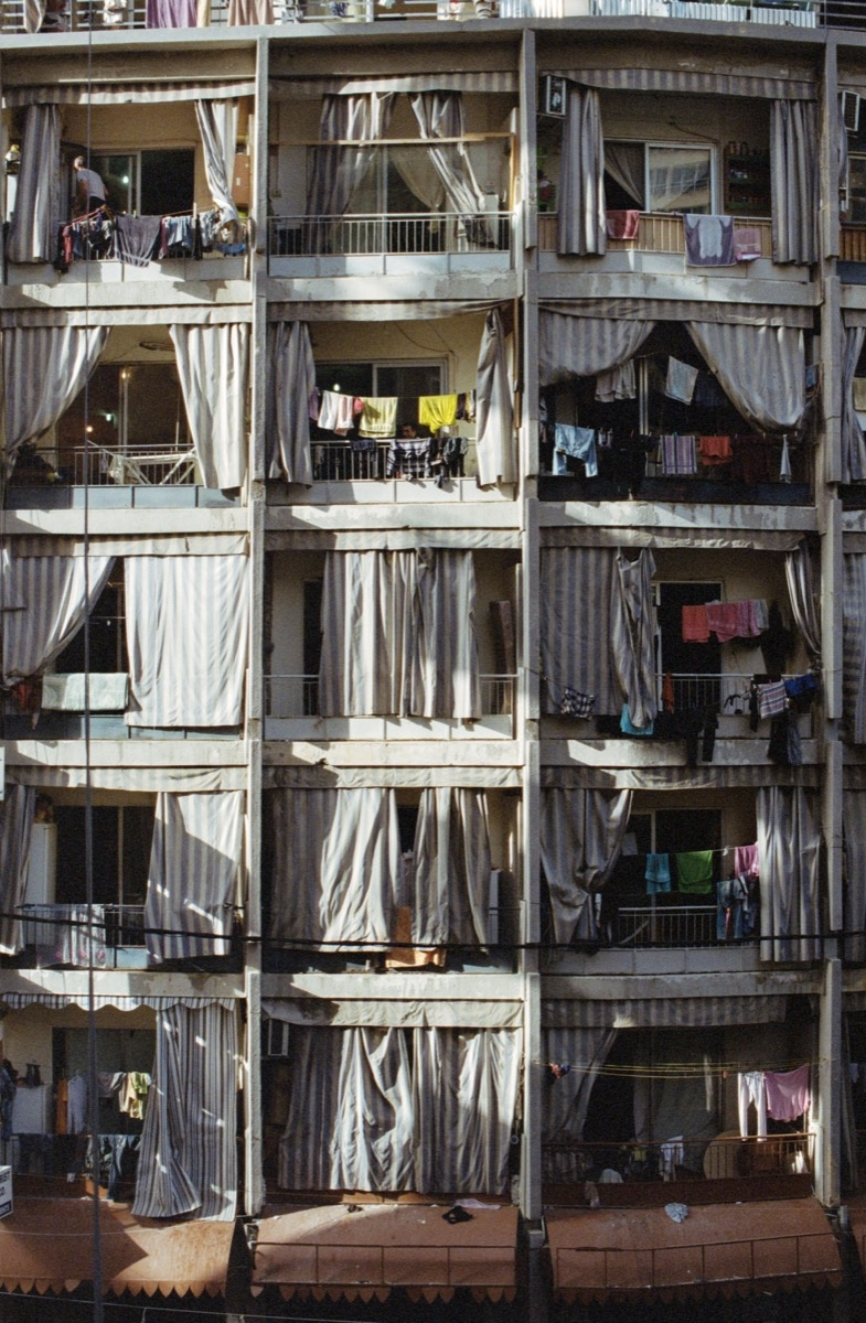 Teju Cole, Beirut, 2016. Courtesy of Steven Kasher Gallery.