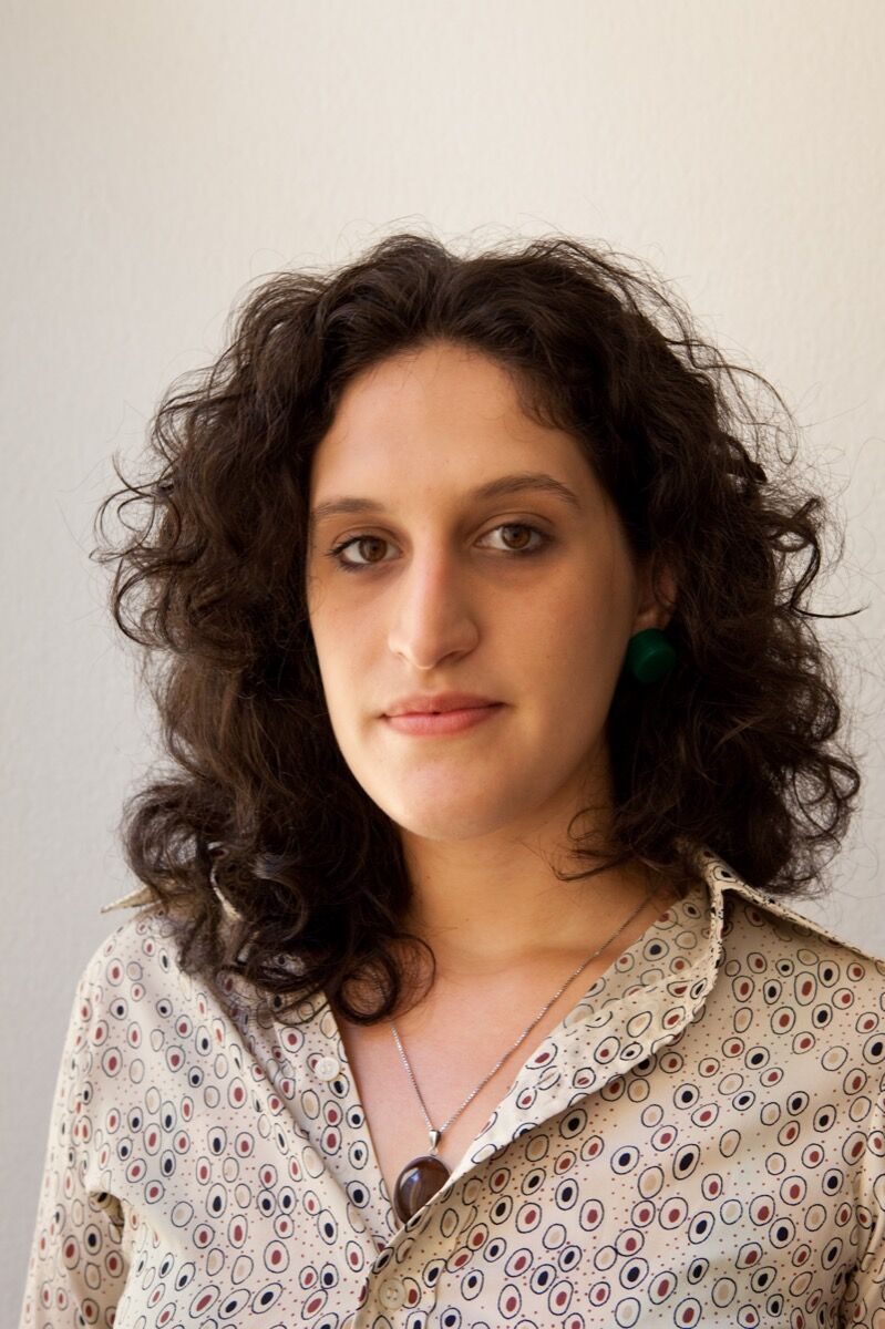 Portrait of Clarissa Diniz. Courtesy of Clarissa Diniz.