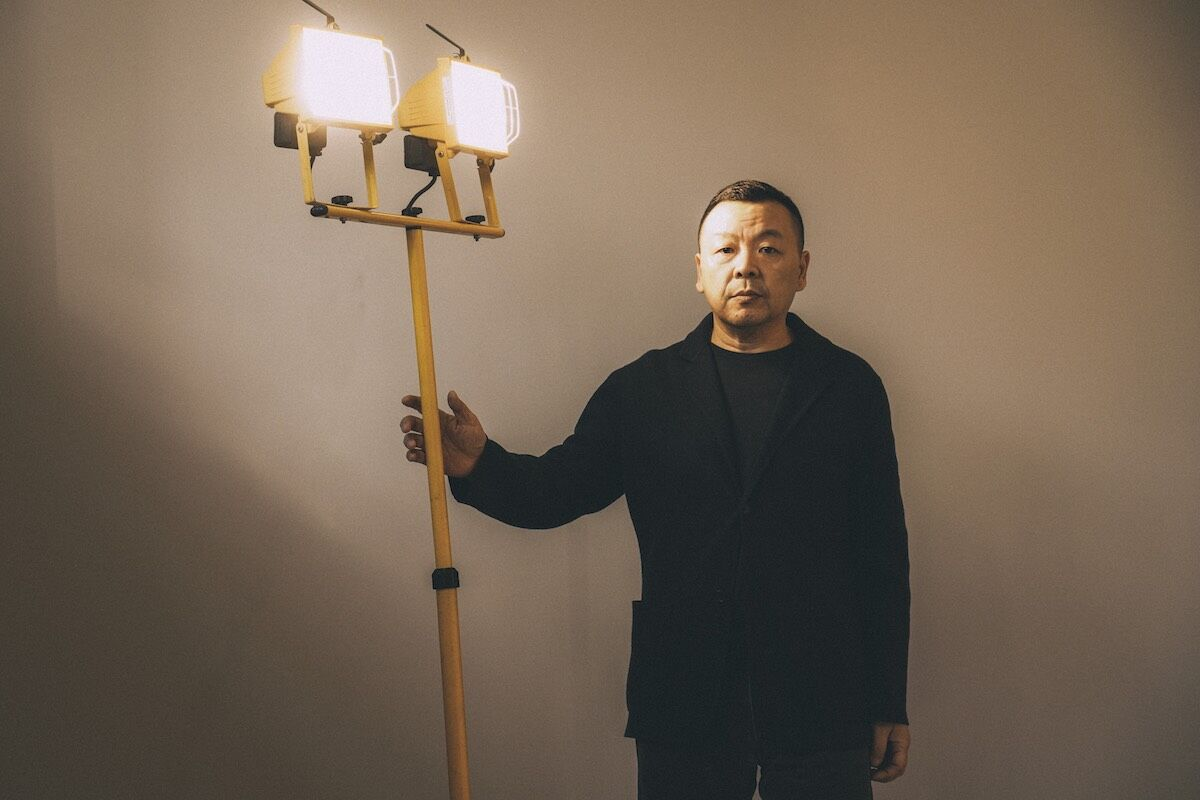 Liu Ye. Photo by Shen Siyuan, courtesy the artist and David Zwirner