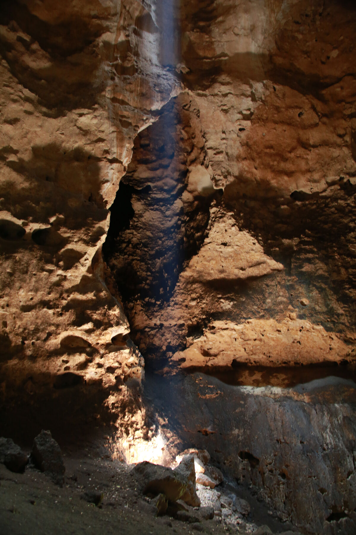 Allora & Calzadilla, Puerto Rican Light (Cueva Vientos), 2015. Guayanilla-Peñuelas, Puerto Rico. © Allora & Calzadilla. Photo by Myritza Castillo. Courtesy of Dia.