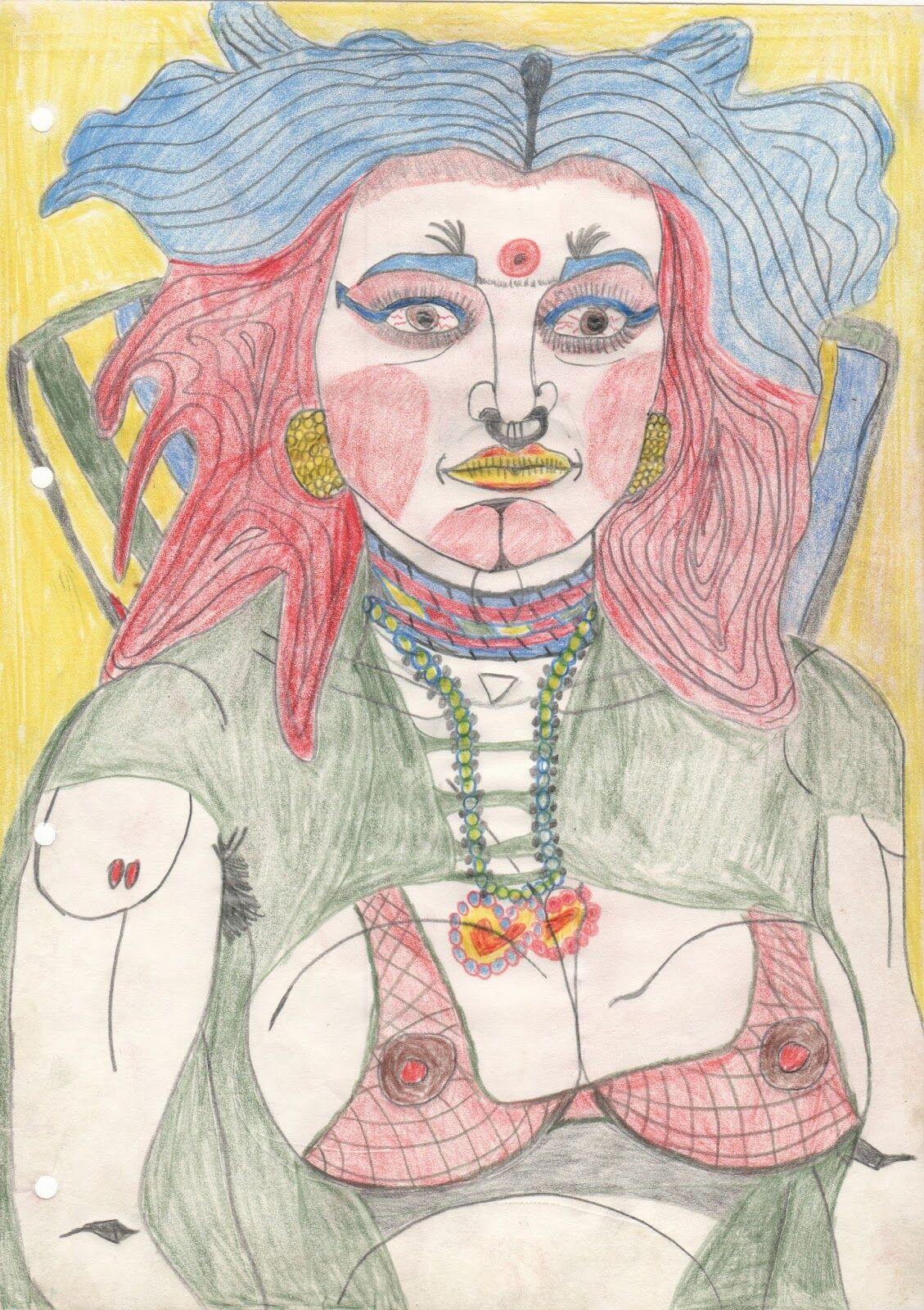 Disko Girls (Anonymous), untitled, 1970s-1980s (archive-# 1). Courtesy Delmes & Zander, Cologne.
