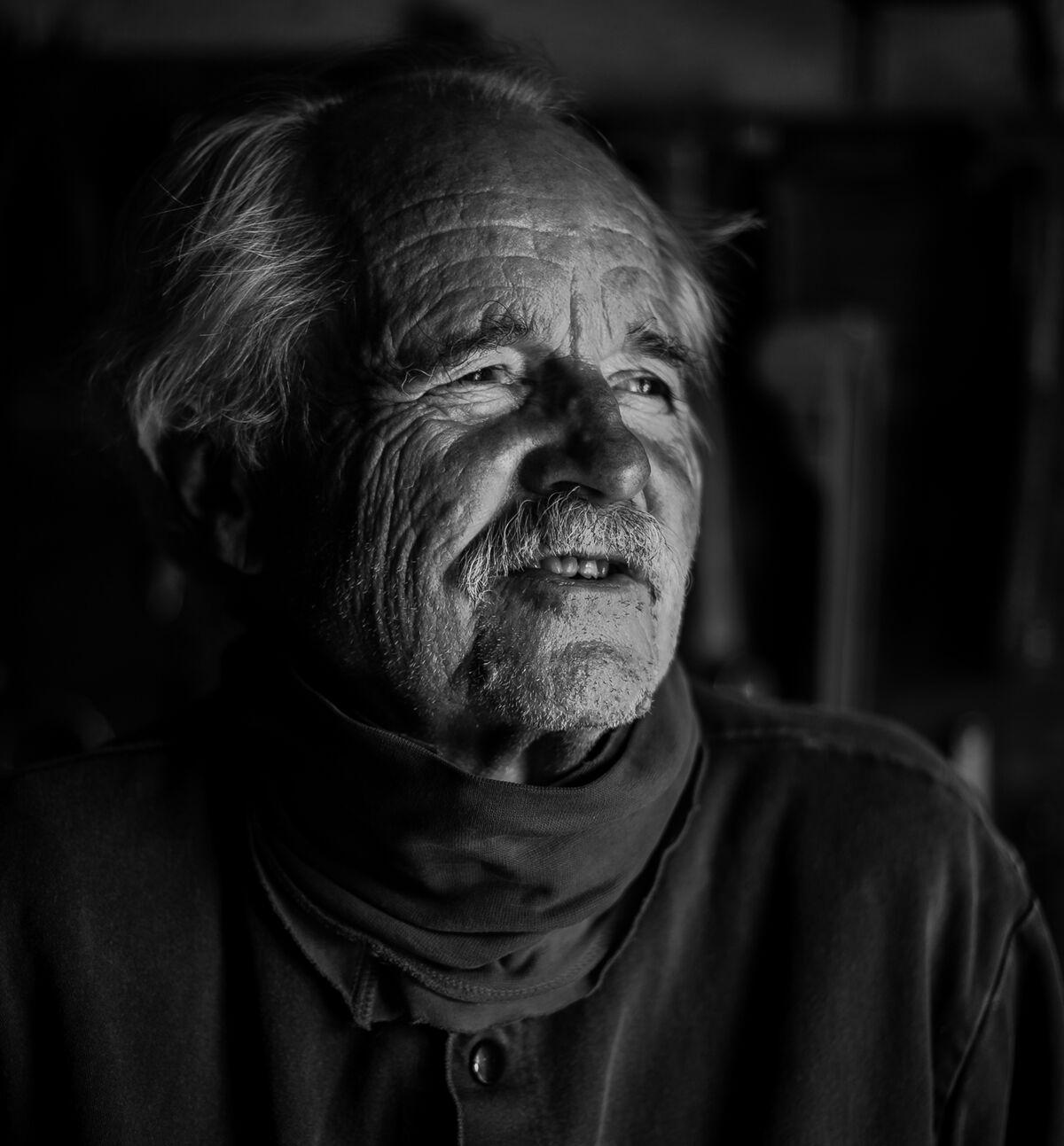 Wendell Dayton. Photo by Bryan David Hall. Courtesy of the artist.