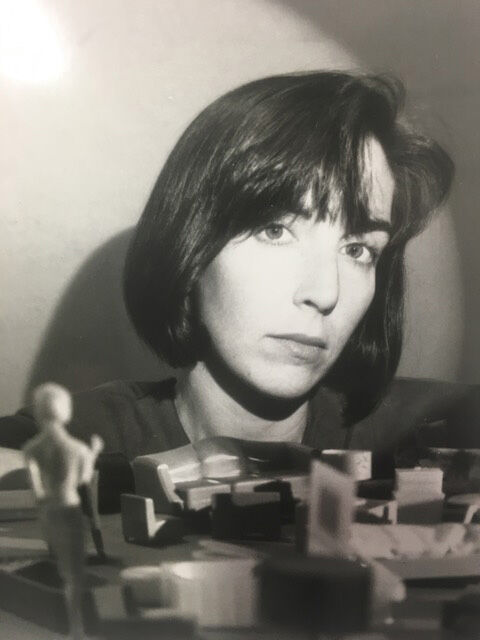 Portrait of Laurie Simmons by Jimmy DeSana. Courtesy of the artist.