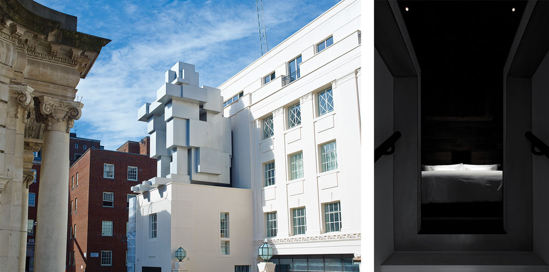 Left: Photo by Steve White; Right: Photo by David Grandorge. Courtesy of the artist and White Cube.